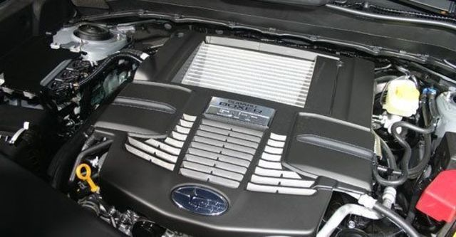 2013 Subaru Forester 2.0 XT Premium  第4張相片