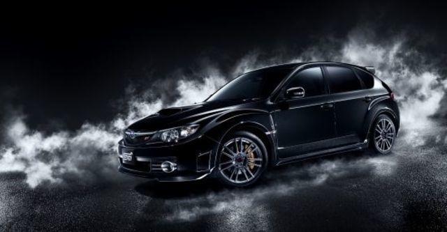 2013 Subaru Impreza 5D WRX STI  第6張相片