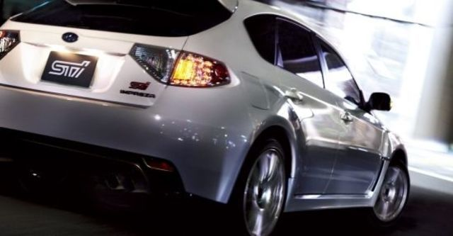 2013 Subaru Impreza 5D WRX STI  第11張相片