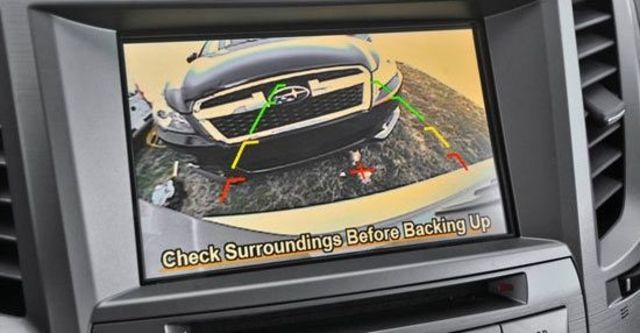 2013 Subaru Legacy Wagon 2.0i  第7張相片
