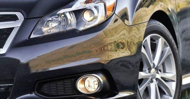 2013 Subaru Legacy Wagon 2.0i  第9張相片
