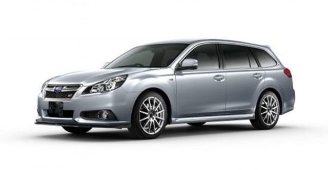 2013 Subaru Legacy Wagon 2.0i  第10張相片