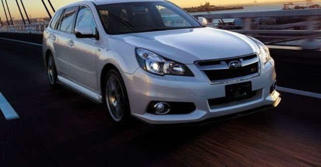 2013 Subaru Legacy Wagon 2.5 GT  第2張相片
