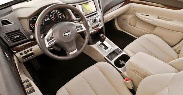 2013 Subaru Legacy Wagon 2.5 GT  第6張相片