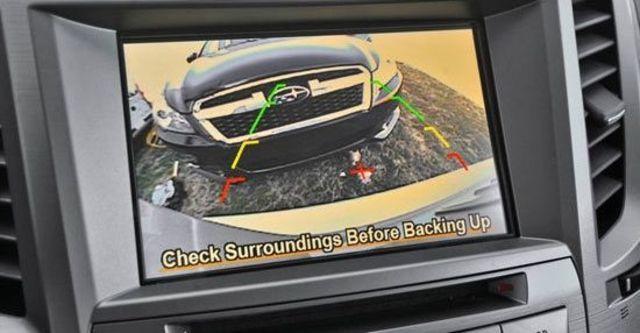 2013 Subaru Legacy Wagon 2.5 GT  第9張相片