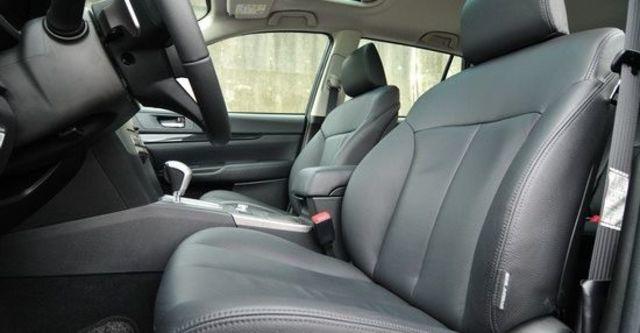 2013 Subaru Legacy Wagon 2.5i  第8張相片
