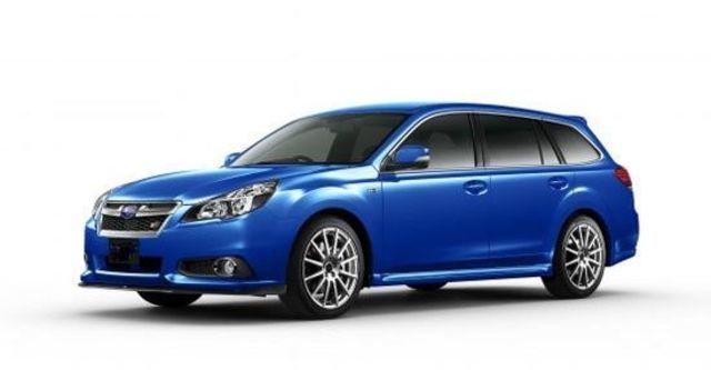 2013 Subaru Legacy Wagon 2.5i  第11張相片