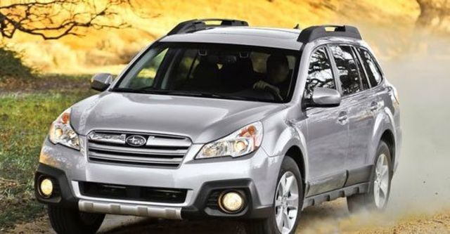 2013 Subaru Outback 2.5i  第1張相片