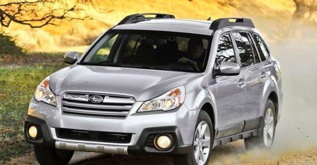 2013 Subaru Outback 2.5i  第2張相片