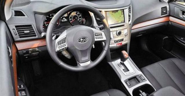 2013 Subaru Outback 2.5i  第7張相片