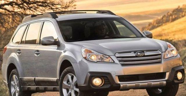 2013 Subaru Outback 2.5i  第10張相片