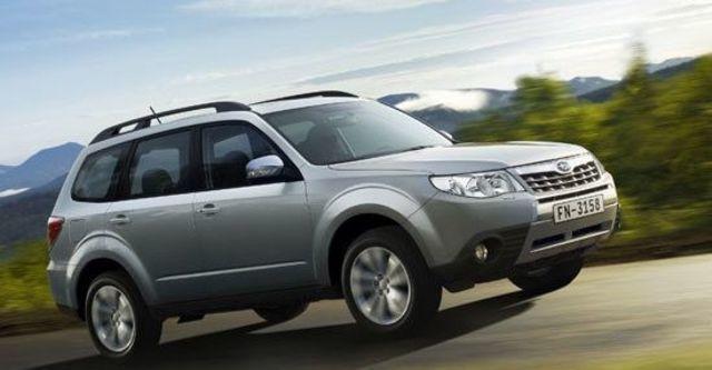 2012 Subaru Forester 2.0 XS  第5張相片