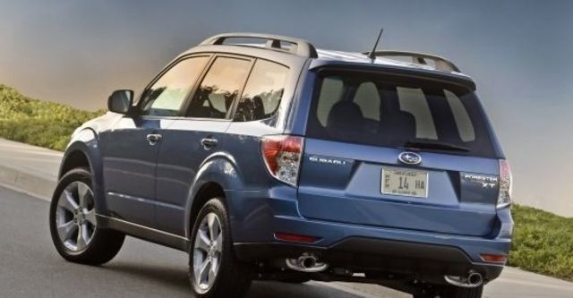 2012 Subaru Forester 2.5 XT  第5張相片