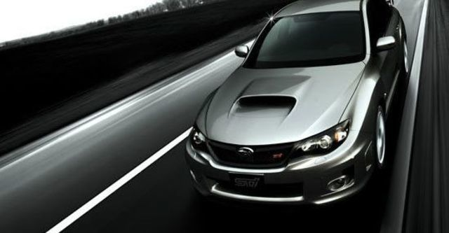 2012 Subaru Impreza 4D WRX STI  第2張相片