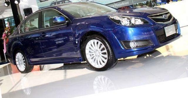 2012 Subaru Legacy Sedan 2.0i  第2張相片