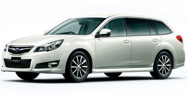 2012 Subaru Legacy Wagon 2.0i  第2張相片