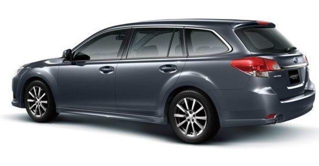 2012 Subaru Legacy Wagon 2.5 GT  第3張相片