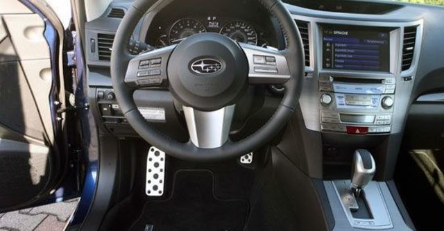2012 Subaru Legacy Wagon 2.5 GT  第6張相片