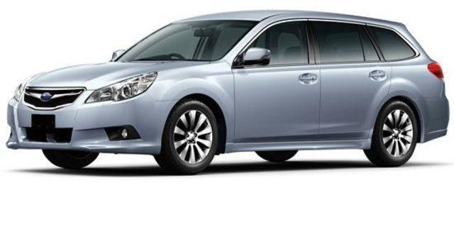 2012 Subaru Legacy Wagon 2.5i  第2張相片