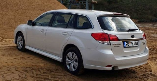 2012 Subaru Legacy Wagon 2.5i  第4張相片