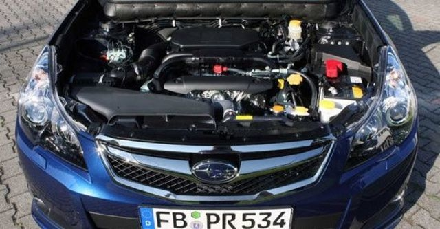 2012 Subaru Legacy Wagon 2.5i  第5張相片