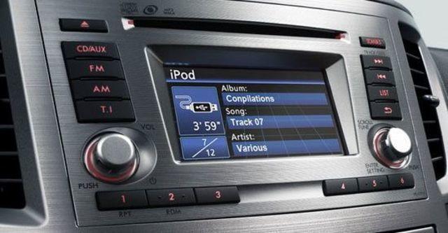 2012 Subaru Legacy Wagon 2.5i  第9張相片