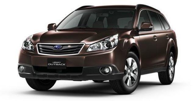 2012 Subaru Outback 2.5i  第1張相片