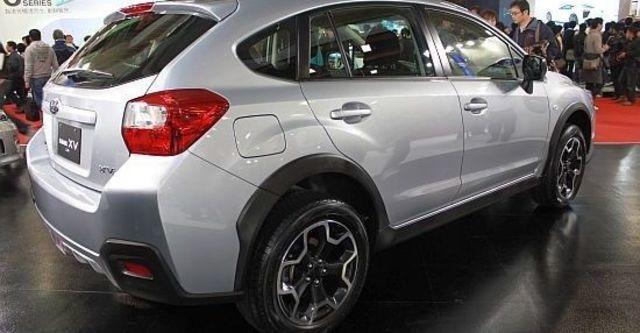 2012 Subaru XV 2.0 i  第5張相片