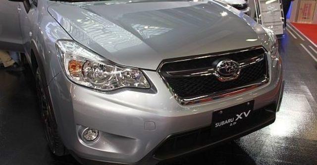 2012 Subaru XV 2.0 i  第6張相片