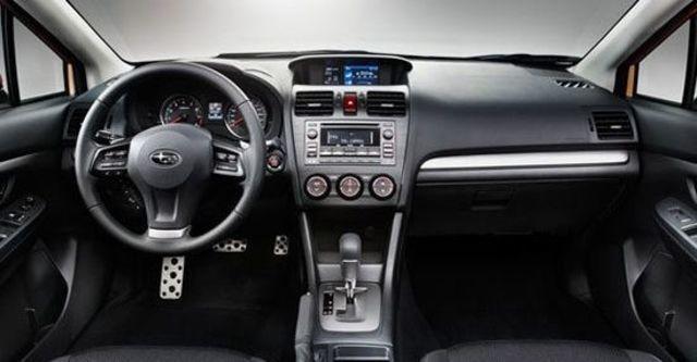 2012 Subaru XV 2.0 i  第7張相片