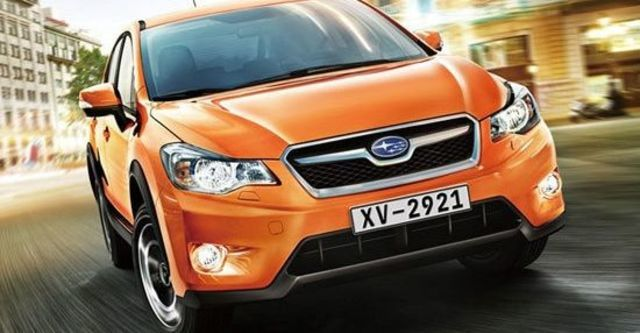 2012 Subaru XV 2.0 i Premium  第2張相片