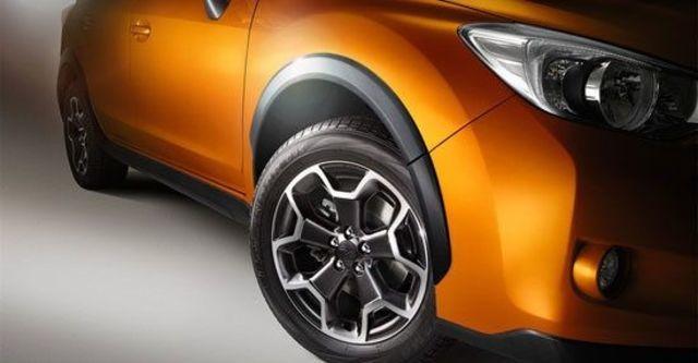 2012 Subaru XV 2.0 i Premium  第5張相片