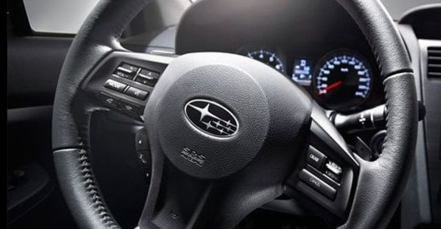2012 Subaru XV 2.0 i Premium  第8張相片