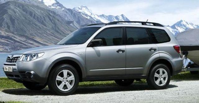 2011 Subaru Forester 2.0 XS  第3張相片