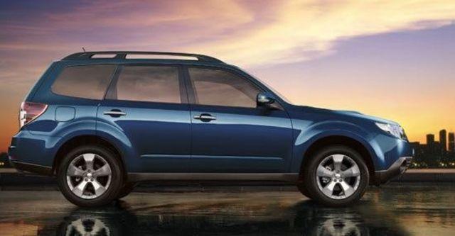 2011 Subaru Forester 2.5 XT  第3張相片