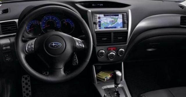 2011 Subaru Forester 2.5 XT  第6張相片