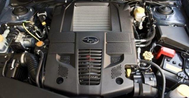 2011 Subaru Forester 2.5 XT  第8張相片