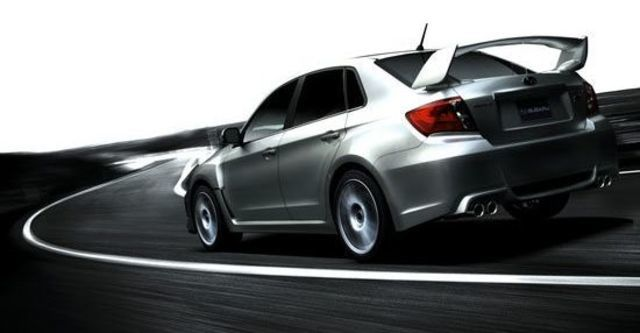 2011 Subaru Impreza 4D WRX STI  第3張相片