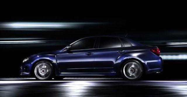 2011 Subaru Impreza 4D WRX STI  第5張相片