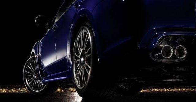 2011 Subaru Impreza 4D WRX STI  第6張相片
