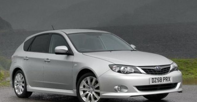 2011 Subaru Impreza 5D 2.0 RS  第1張相片