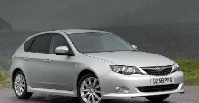 2011 Subaru Impreza 5D 2.0 RS  第2張相片