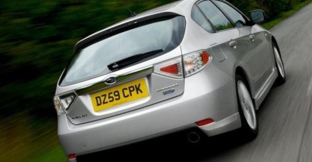 2011 Subaru Impreza 5D 2.0 RS  第4張相片