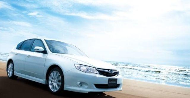 2011 Subaru Impreza 5D 2.0 RS  第5張相片