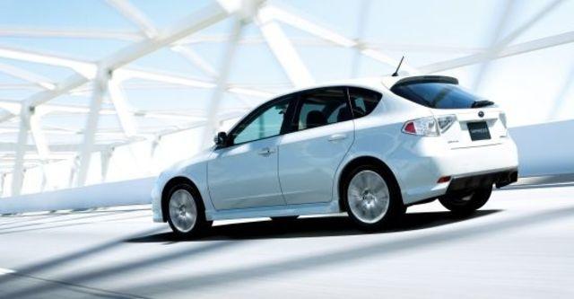 2011 Subaru Impreza 5D 2.0 RS  第6張相片