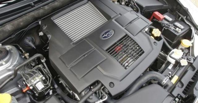 2011 Subaru Legacy Sedan 2.5 GT  第4張相片