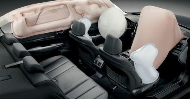 2011 Subaru Legacy Sedan 2.5 GT  第5張相片