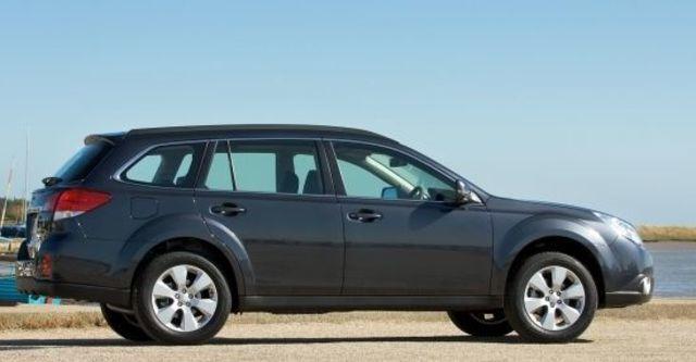 2011 Subaru Outback 2.5i  第4張相片