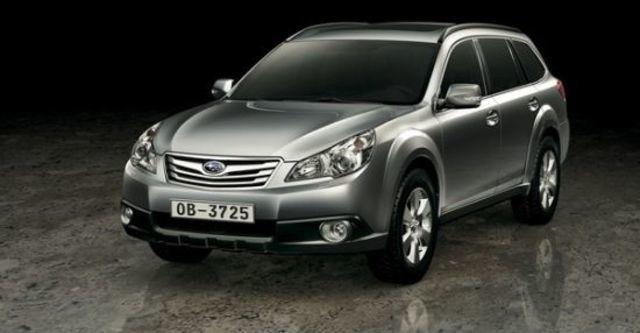 2011 Subaru Outback 3.6R  第1張相片
