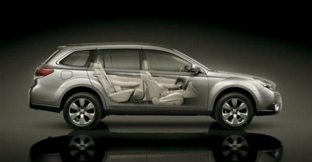 2011 Subaru Outback 3.6R  第8張相片